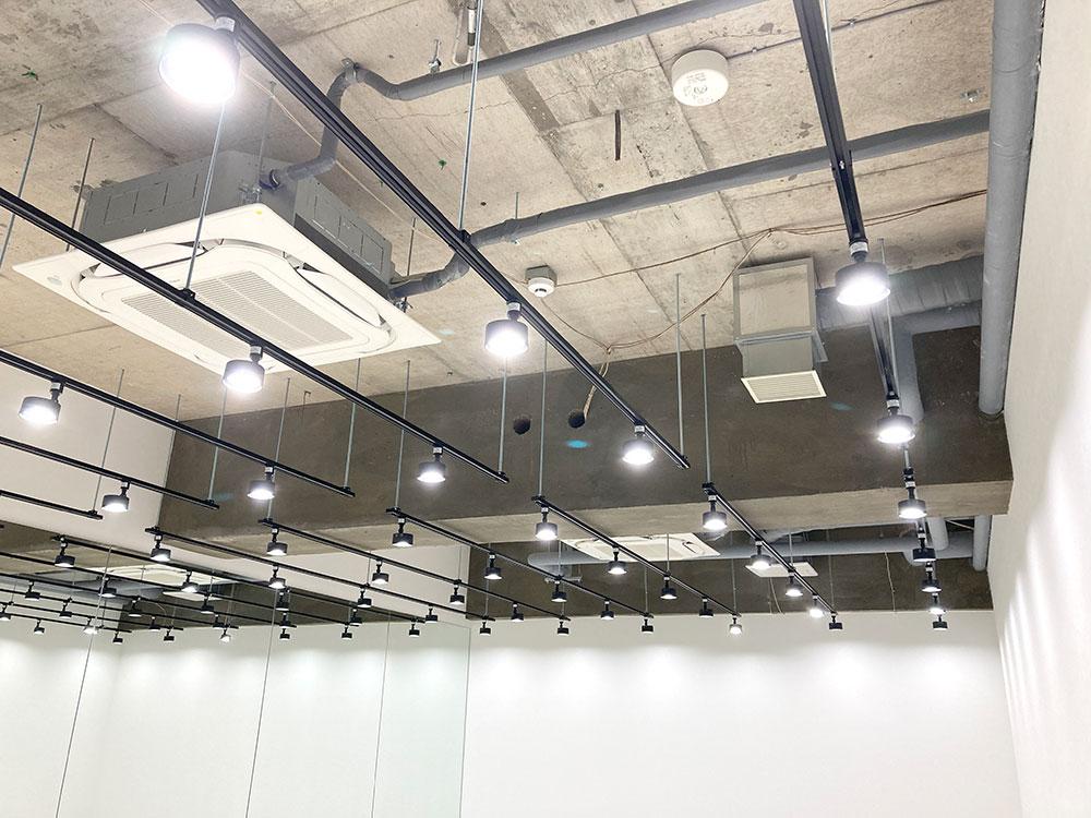 地下1階・防音設計