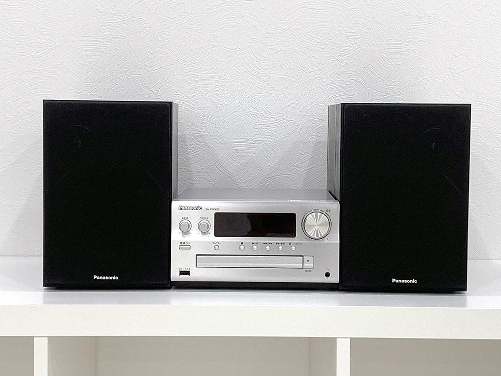 Bluetooth対応CDコンポ